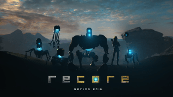 ReCore - Coming to XBox One Spring 2016