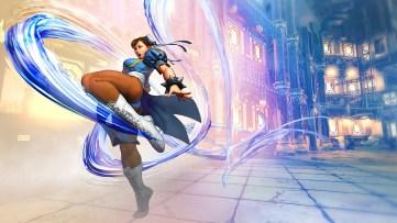 Street Fighter V - Chun-li character sheet