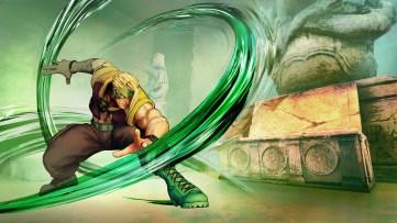 Street Fighter V - Nash character profile