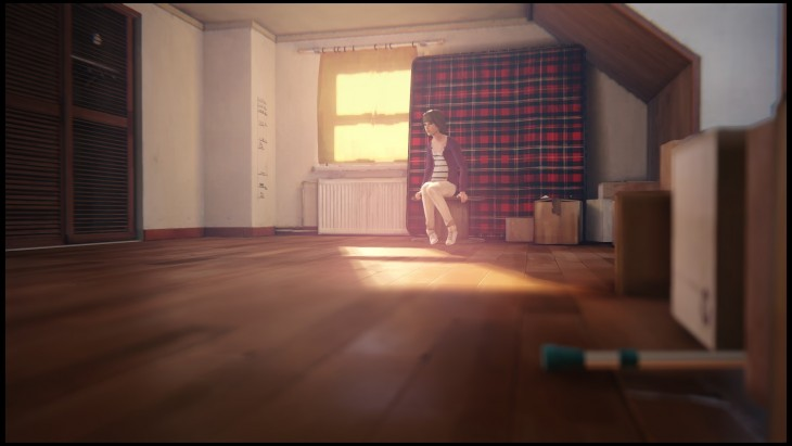 Life Is Strange Chloe's Room