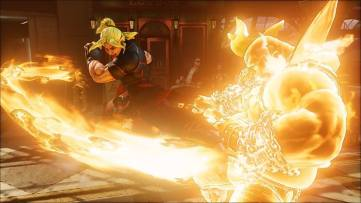 Street Fighter V - Ken 06