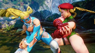 Street Fighter V R. Mika - 02_fierce_punch (Copy)
