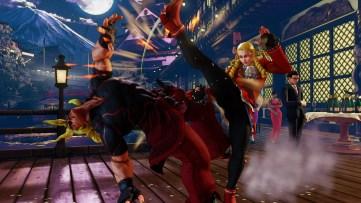 Street Fighter V - Karin 09_kick_2
