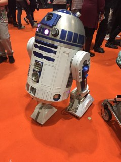 R2D2 in the house!