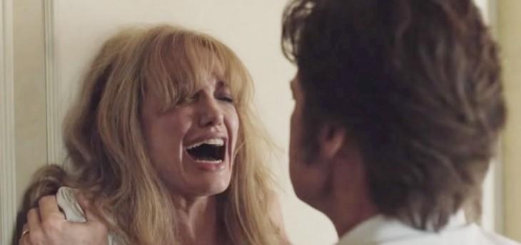 مشهد عنف من الفيلم