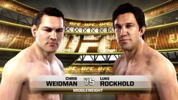 UFC 194: Weidman vs. Rockhold