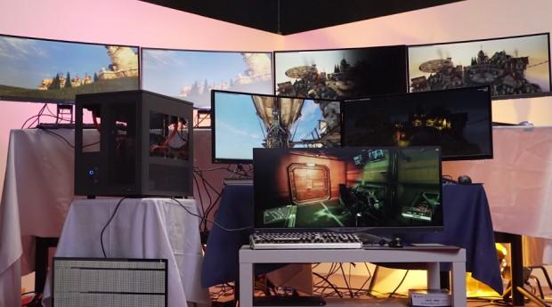 7 Gamers 1 PC Linus