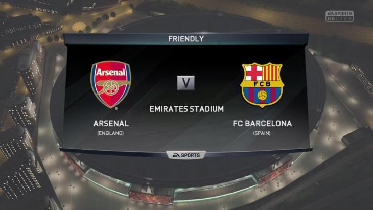 arsenal barcelona