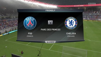 PSG vs. Chelsea – UEFA Champions League 2015/16
