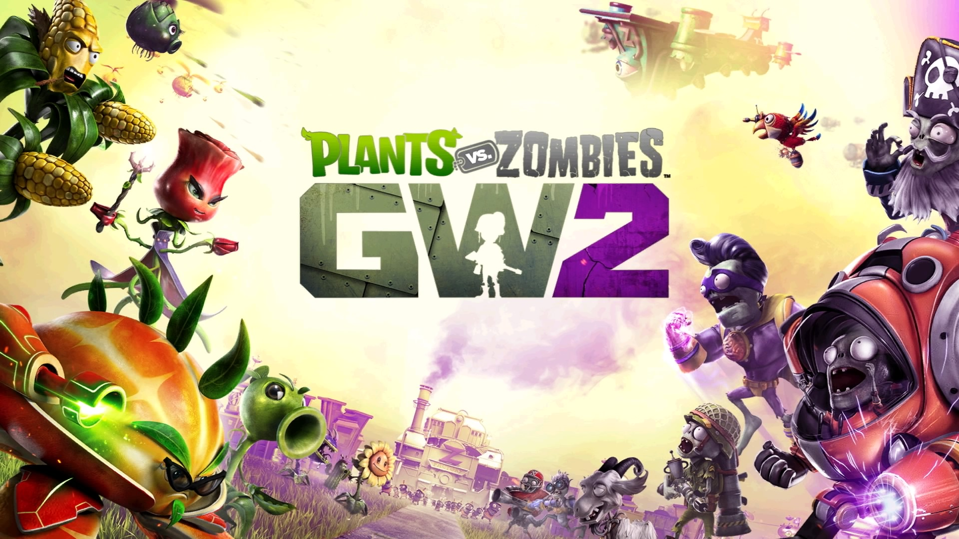 Plants vs  Zombies: Garden Warfare 2 Review - Expanding on a