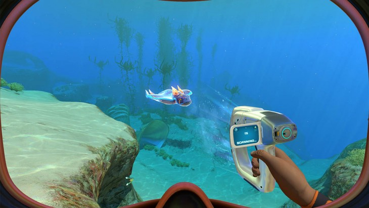 What Food To Eat Catch In Subnautica