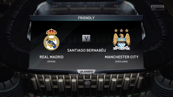 real madrid man city