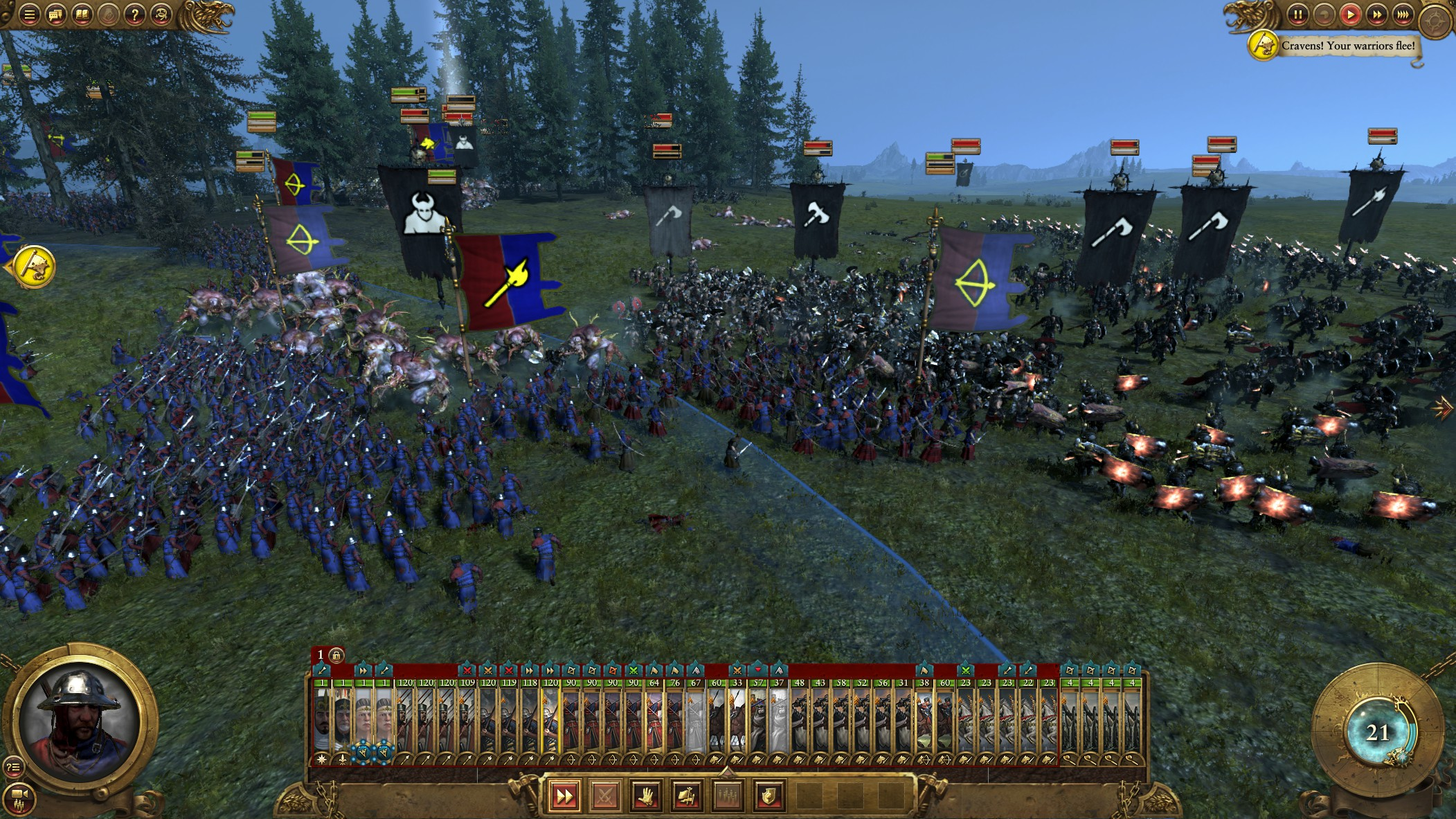 Total War Warhammer Build Order