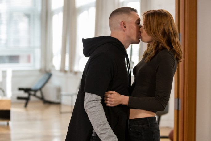 Tommy and Holly in season 3 epidsode 2 of Power