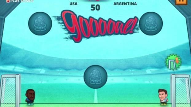 Super Soccer Noggin screen shot
