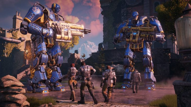 Mechs are one of a few differences that elevate gameplay to a new level.