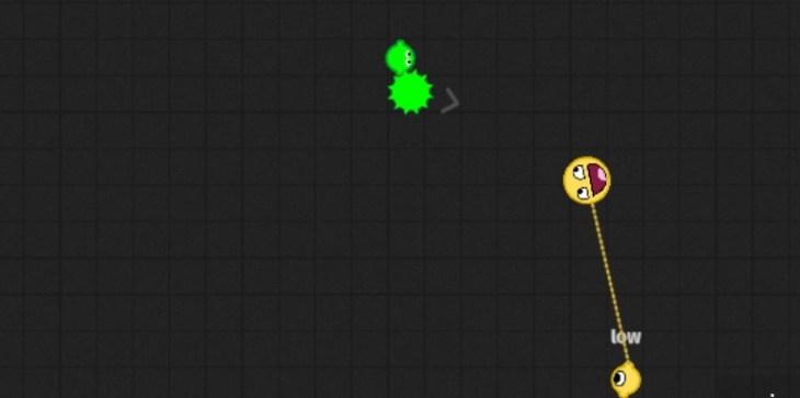 Zlap.io screen shot