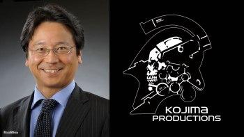Former Konami President, Shinji Hirano, becomes president at Kojima Productions
