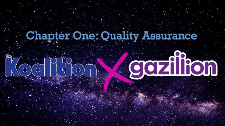 The Koalition x Gazillion