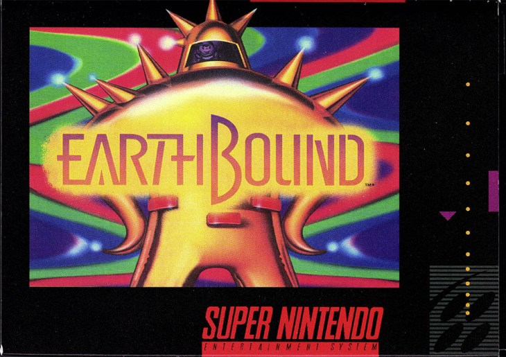 EarthBound - Super NES