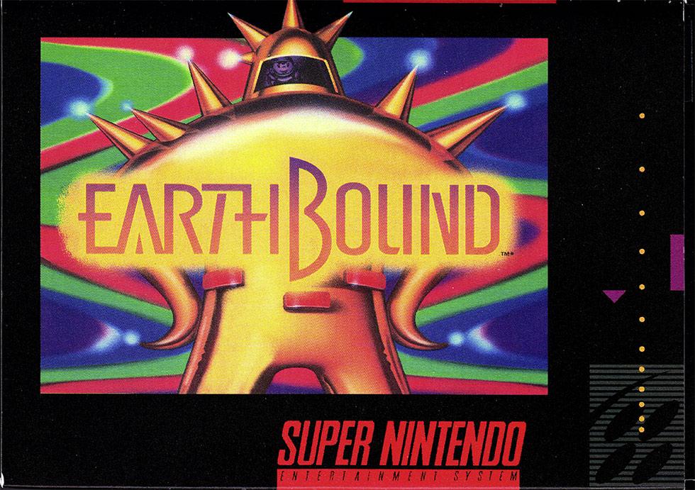 EarthBound - Super NES