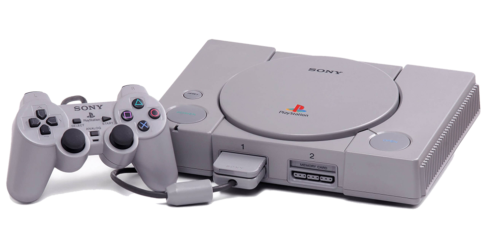 Sony Playstation - the system born from Nintendo's blunder