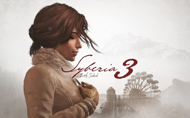 Syberia 3 Syberia III: Whole Of The Funny Stuff Game For Their Fans