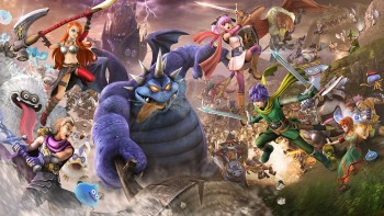 Dragon Quest Heroes II Review – The Musou Quest