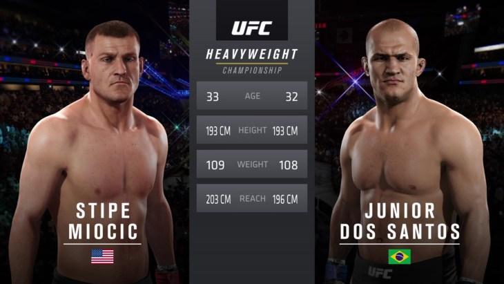 UFC 211: Miocic vs. Dos Santos 2