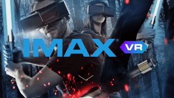 I Had a Heart Attack and I Liked It - Hands-on Preview with IMAX VR in New York