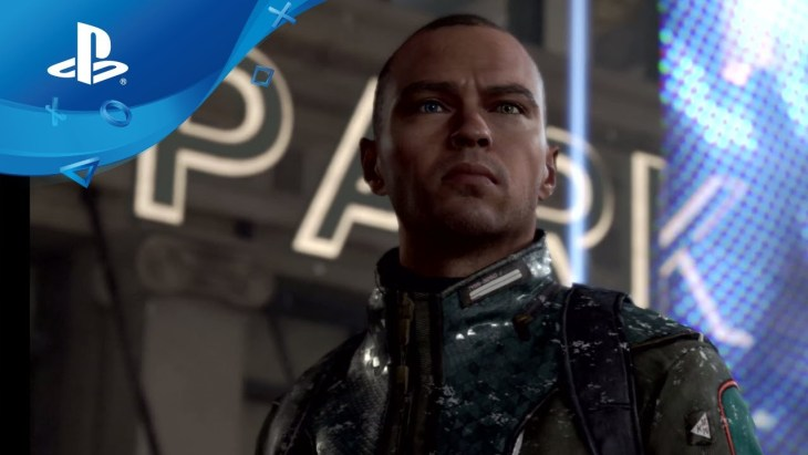 Detroit: Become Human Jesse Williams