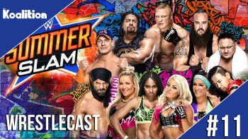 WrestleCast Ep  13 – WWE 2K18 Final Roster Reactions - The