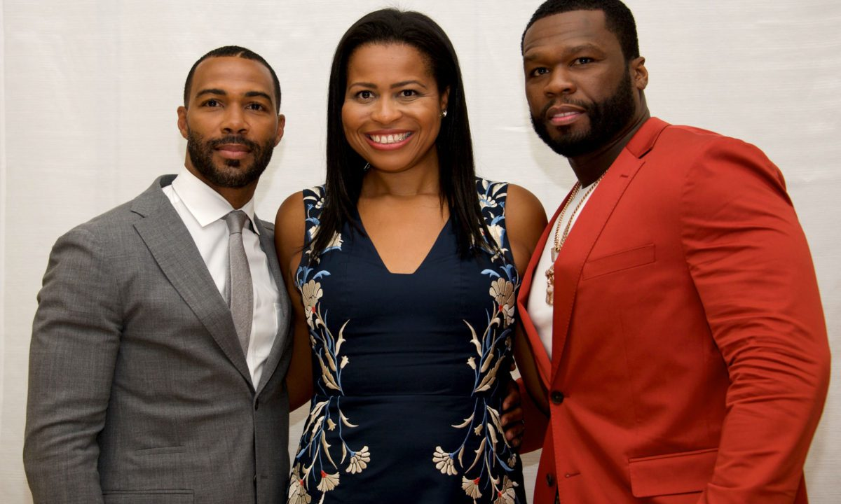 Image result for power 50 cent cast