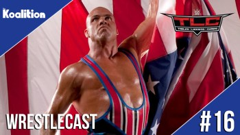 WrestleCast Ep. 16 – WWE TLC: Tables, Ladders & Chairs 2017 Predictions