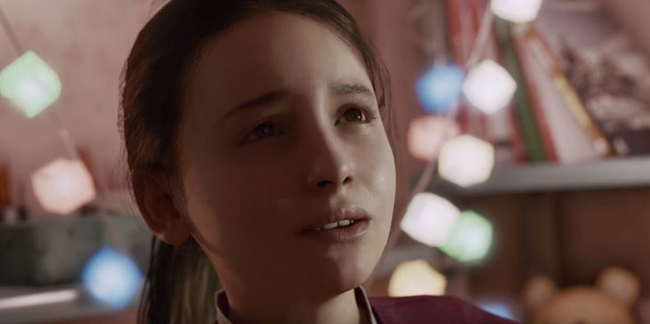 Detroit Become Human Alice