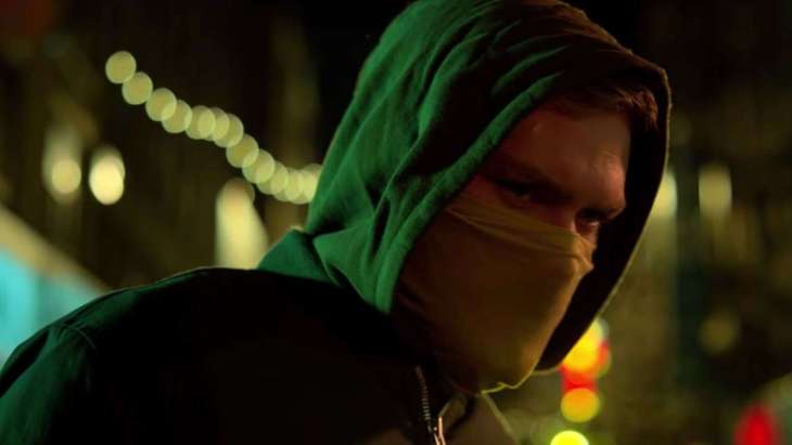 Iron Fist Season 2 Fights