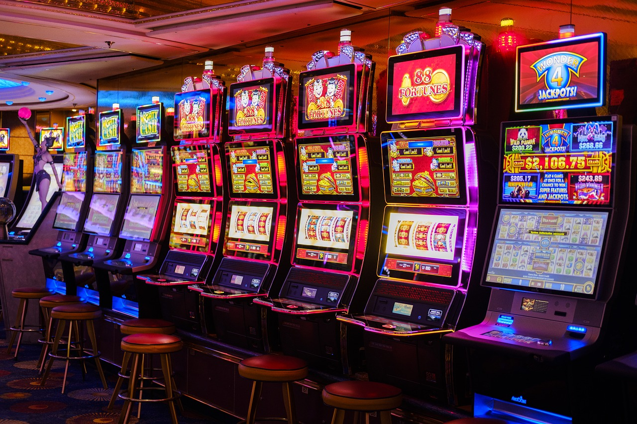 The Beginner?s Guide To Multi-line Slot Machine Games