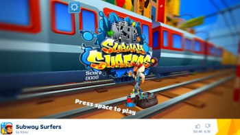 Subway Surfers Review - Chase Me, Chase Me