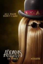Cousin-Itt-Addams-Family-Character-Poster