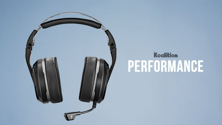 Turtle Beach Atlas Aero Review - Performance
