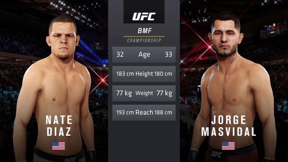 UFC 244 - BMF