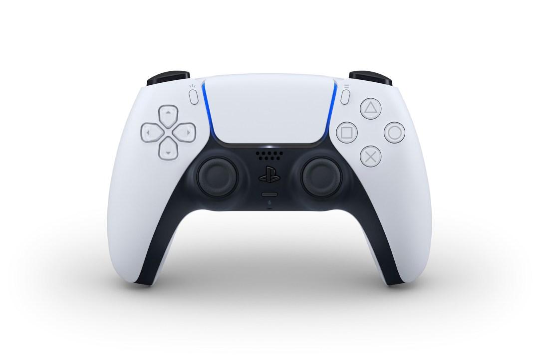 The PS5 DualSense controller