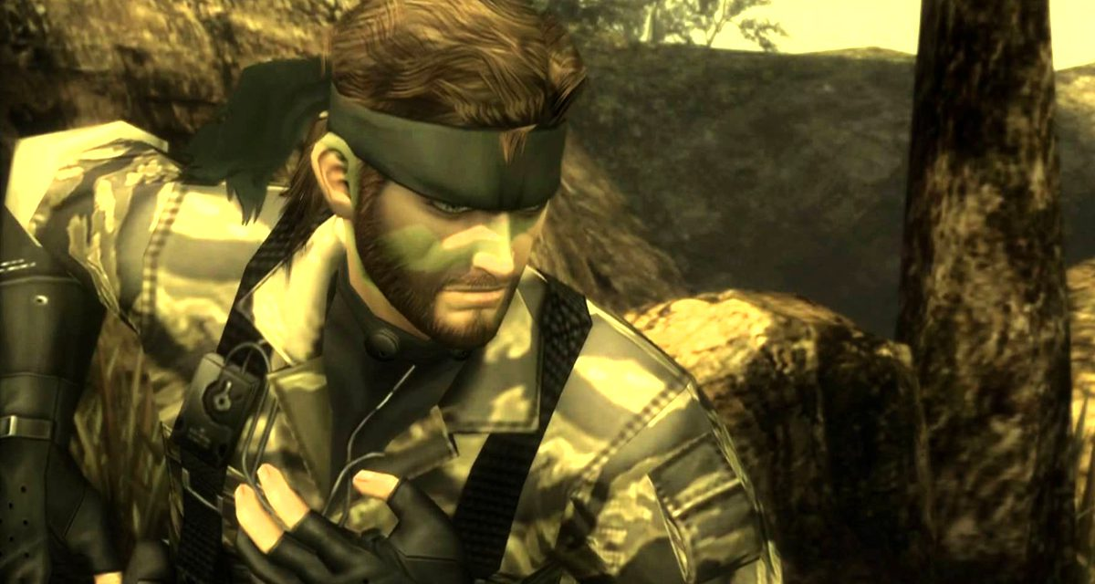 Imagine a Metal Gear Solid collection for PS5?