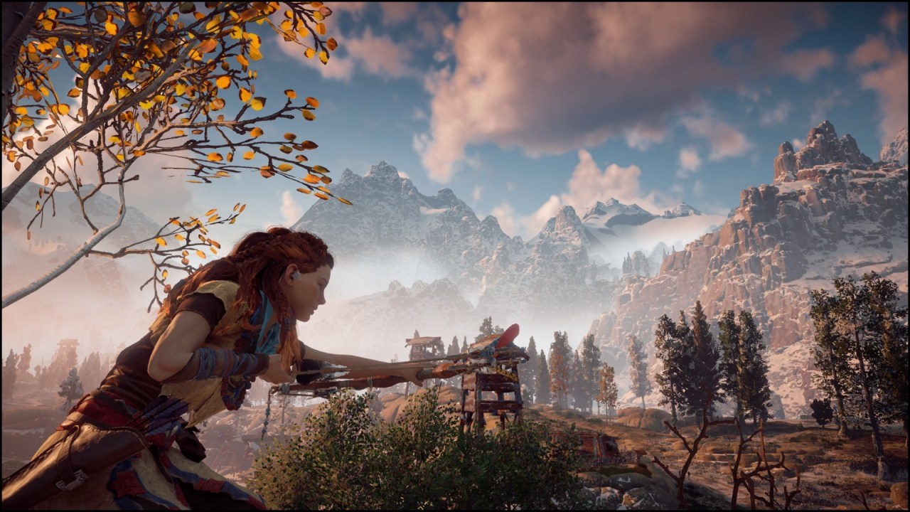 Horizon Zero Dawn arrow mechanics