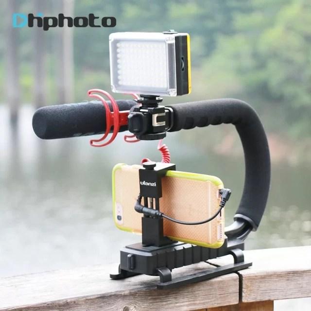 Ulanzi U Grip Triple Shoe Mount thekoffeetable Smartphone Filmmaking,filmmaking kit,smartphone filmmaking kit