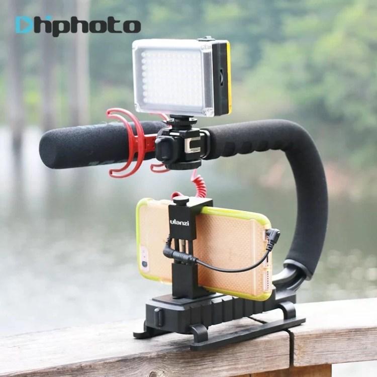 Ulanzi U Grip Triple Shoe Mount thekoffeetable 6 Essential Smartphone Filmmaking Equipment for Vlogging