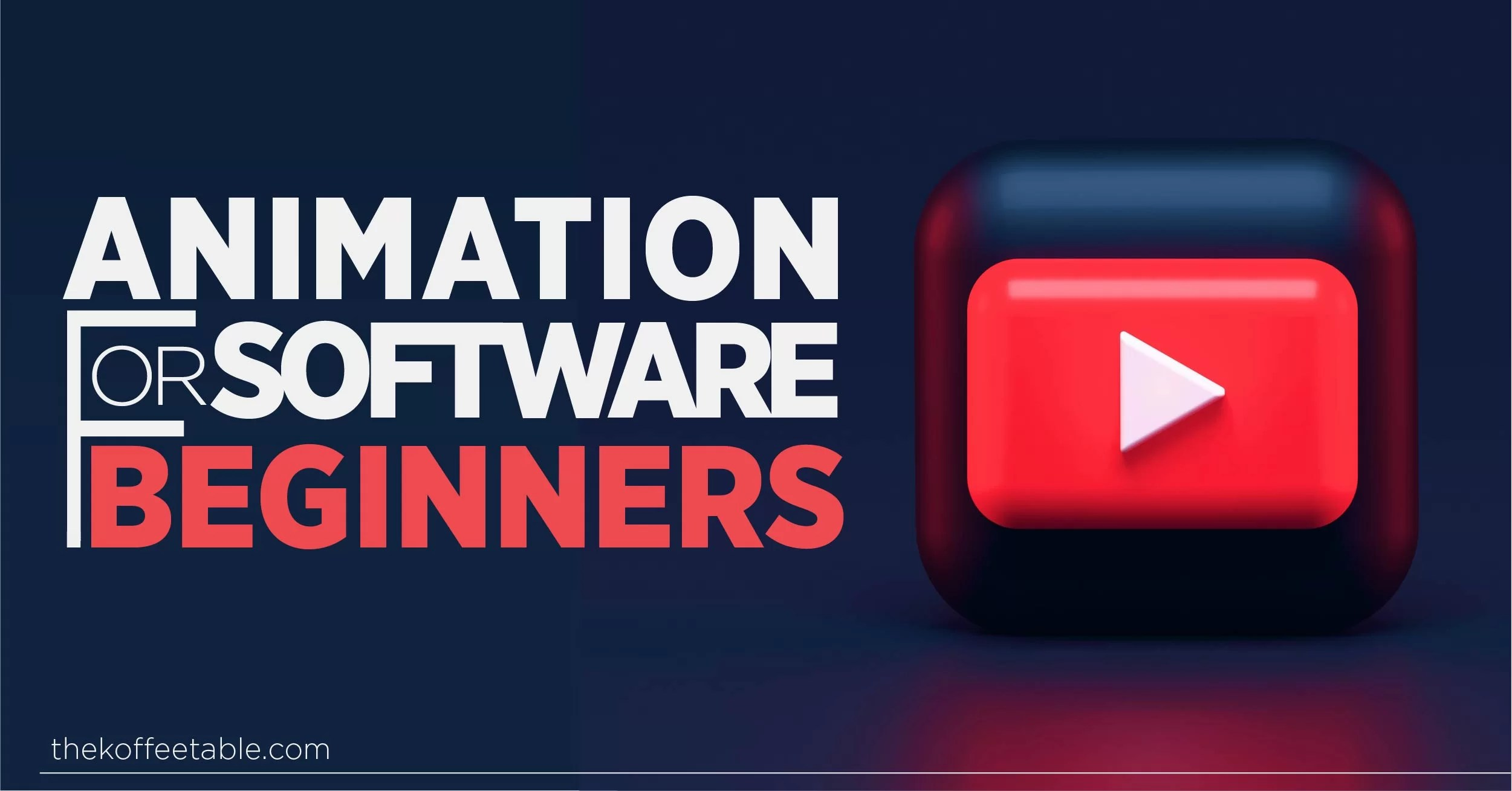 You are currently viewing Animation Software for Beginners