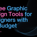 The 7 Best Free Graphic Design Tools for Designers with No Budget
