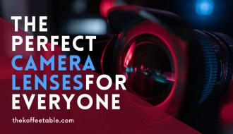 The Perfect Camera Lenses for Professionals and Beginners thekoffeetable Video Editing Computer