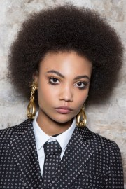 afro hairstyles 2019 ss19 shows